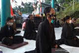 Umat Buddha sambut detik-detik Waisak di wihara Temanggung