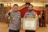 Polres Wonogiri terpilih sebagai satwil terbaik program unggulan Kapolda Jateng