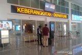 Bandara Adi Soemarmo kembali membuka penerbangan hari ini