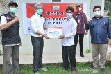 Angkasa Pura II - ACT Sumsel salurkan paket pangan di empat kelurahan di Palembang