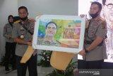 Irjen Iqbal berpesan agar jajaran Humas bekerja total untuk Polri