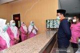 Pemprov NTB fungsikan asrama haji menjadi rumah sakit darurat COVID-19