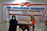 REI  Solo Raya serahkan bantuan APD ke RSUD Pandan Arang Boyolali