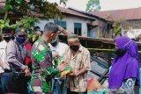 Korban kebakaran di Inhil dapat bantuan