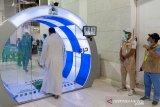 Ini protokol kesehatan haji bagi jemaah domestik di Arab Saudi