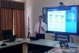 Penumpang angkutan udara di Sulawesi Utara  turun