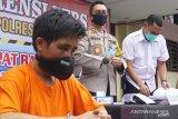 Mencuri dengan kekerasan, polisi tangkap narapidana asimilasi yang kembali berulah
