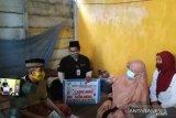 LRSLU Minaula salurkan bansos Rp148,5 juta pada lansia di Kendari