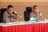 Polda Sulsel evaluasi perpanjangan PSBB Makassar dan Gowa