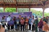 Danrem 172/PWY dampingi Wagub Papua salurkan bantuan sembako