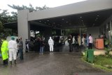 Pasien PDP COVID-19 Kota Kendari meninggal dunia dii RSUD Bahteramas
