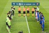 Sepak bola dan bisbol Korsel izinkan penonton masuki stadion