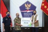 BPJAMSOSTEK berikan donasi perlindungan 8.000 relawan BNPB