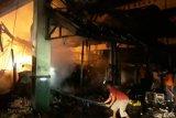 Pasar Juwana Pati terbakar