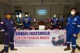 1.900 face shield untuk tenaga medis dari CreativeLab Duri