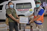 Wahana Visi Indonesia salurkan APD COVID-19  untuk tenaga medis di Buol