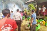 Kebakaran hanguskan sebuah sekolah di Seruyan