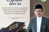 Rektor IAIN Palu:  Nuzulul Quran momen mendalaminya sebagai tuntunan