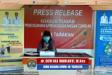 PSBB di Tarakan diperketat dan diambil tindakan hukum