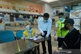 Batik Air terbang lagi dari Palembang, 45 orang penumpang jalani pemeriksaan super ketat