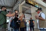 Sidak terminal, Doni Monardo apresiasi warga patuhi larangan mudik lebaran