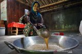 Produksi gula semut tingkatkan kesejahteraan petani di Boyolali