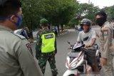 Sudah 200 orang lebih pelanggar wajib masker dikarantina di Asrama Haji Palembang