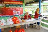 DPKP Gelar Pangan Murah di Desa Apung