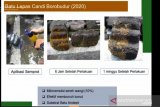 Miliki beberapa keunggulan, mikroemulsi minyak sereh diterapkaan untuk konservasi Candi Borobudur