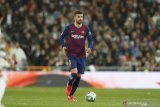 Gerard Pique kurang setuju La Liga kembali bergulir 12 Juni