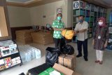 BI Purwokerto salurkan bantuan penanganan COVID-19 kepada masyarakat