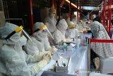 BIN bersama Pemkot laksanakan rapid test massal di Pasar Bogor