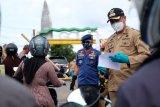 Pemkab Gowa targetkan pengguna kendaraan bermotor jalani tes cepat