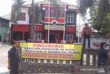 Ahli waris segel kantor DPC PDI Perjuangan Bekasi