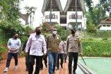 Gubernur Sulsel keliling 11 daerah pantau penanganan covid-19