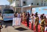 BKIPM Makassar serahkan bantuan ikan kepada Pemprov Sulawesi Selatan