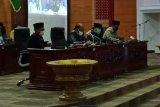 Gelar rapat paripurna daring, DPRD Sumbar bentuk Pansus  LKPj Gubernur Sumbar 2019