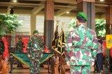 Wakasad dan perwira tinggi TNI AD lainnya naik pangkat