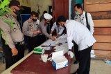 BNNK Solok periksa urine personel Polres Solok Arosuka