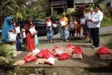 KKB bantu kebutuhan pangan 300 KK asal Bulukumba di Makassar