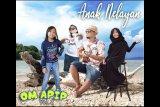 Gandeng musisi cilik Pulau Lombok, Om Apip luncurkan album