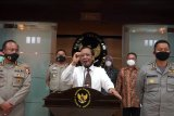Mahfud MD: Korupsi jangan sebatas diartikan ugikan keuangan negara