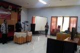 Pelantikan Sekretaris KPU Sumba Tengah dilakukan secara virtual