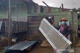 Angin puting beliung rusak 11 rumah di Rejang Lebong