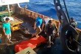 Video pelarungan jenazah ABK diduga WNI di kapal Luqing Yuan Yu 623 beredar di medsos, ini respons Kemenlu