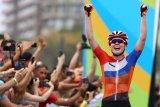Ini alasan pebalap sepeda Van der Breggen ingin pensiun setelah Olimpiade Tokyo