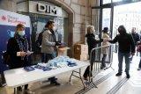 Korban meninggal COVID-19 di Prancis bertambah 263 orang