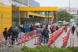Lebih seribu karyawan perusahaan daging Jerman Toennies positif corona