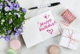Tips rayakan ulang tahun secara 'online' saat karantina