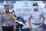 Jasa Raharja Sulut dan Ditlantas bersinergi berikan pelayanan hadapi Idul Fitri